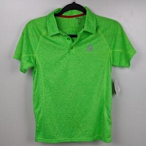 Reebok Boys Speedwick Active Polo Shirt 10-12